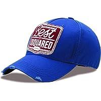 FUPALA Gorras de Béisbol para Hombre - Molienda Borde Haga Viejo Sombrero de Bordado/Casquillo de Béisbol con Visera para Unisex Adulto para Deportes al Aire Libre