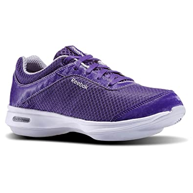 efb2152dd90 Reebok Easytone Reenew IV M47774 Ladies Shoes Violet Size  Eu 40.5 UK 7   Amazon.co.uk  Shoes   Bags