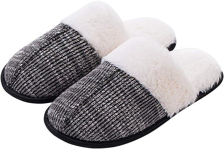Dena lives Memory Foam Slippers Women