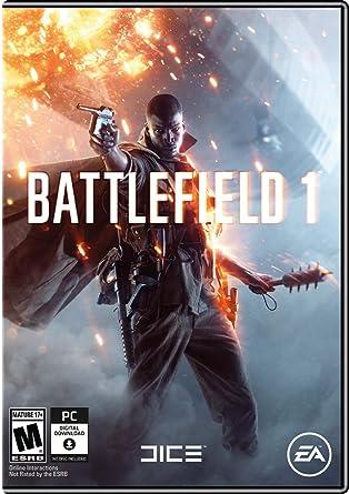 Amazon com: ELECTRONIC ARTS 36866 Battlefield 1 (CIAB) PC: Video Games