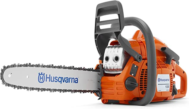 Husqvarna 135 Petrol - Excellent maneuverability