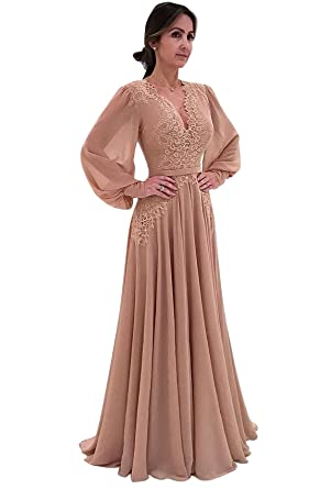 Robe de soiree mousseline 2018