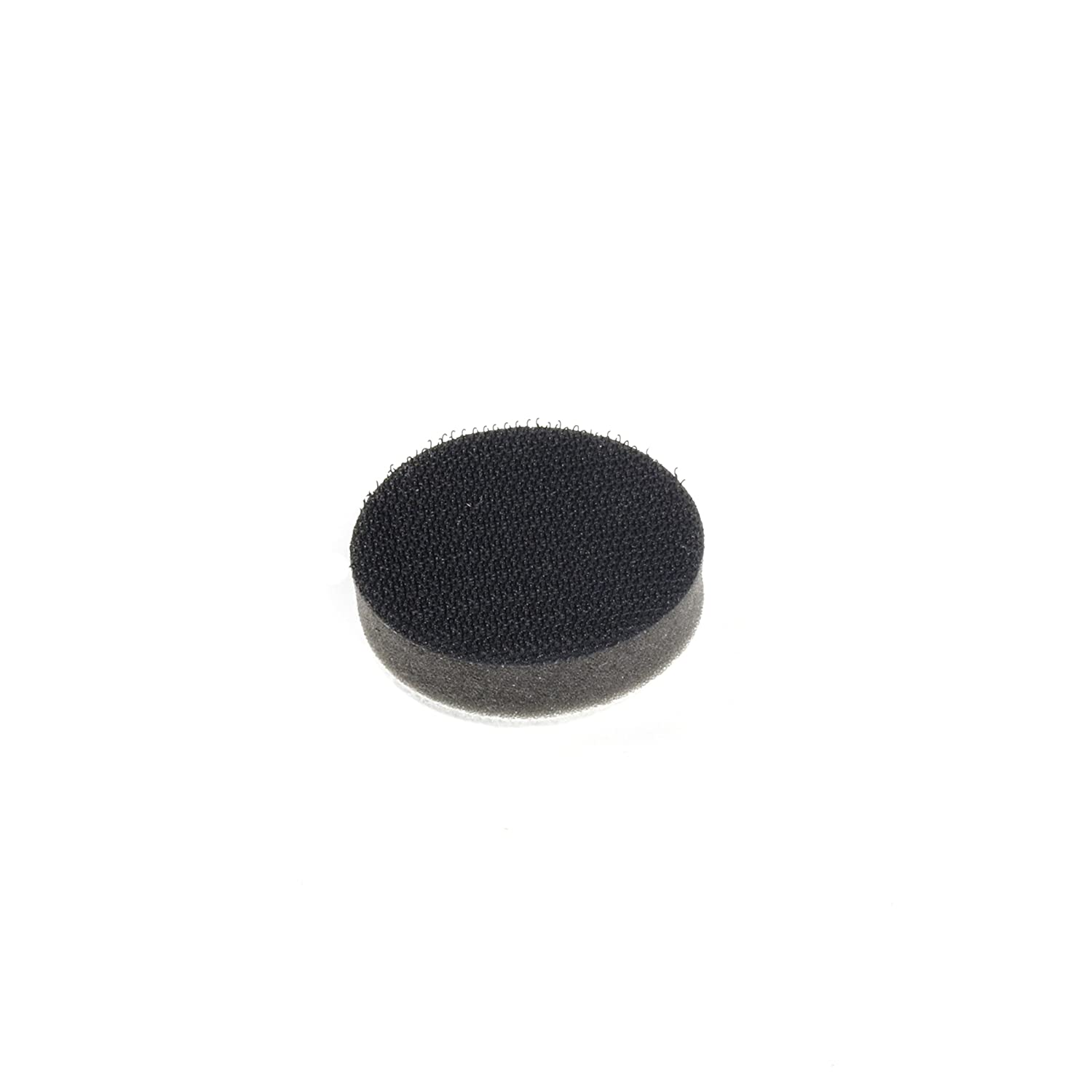 5 Pack Soft Foam Layer Buffering Pad 50mm 2 Inch Hook and Loop Sanding Pad for Sanding Discs with 1//4 Inches Dia Shank Drill Attachment