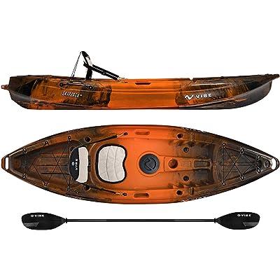 Vibe Kayaks 9-Foot Skipjack Kayak