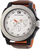 Boss Orange Herren-Armbanduhr Analog Leder 1512670