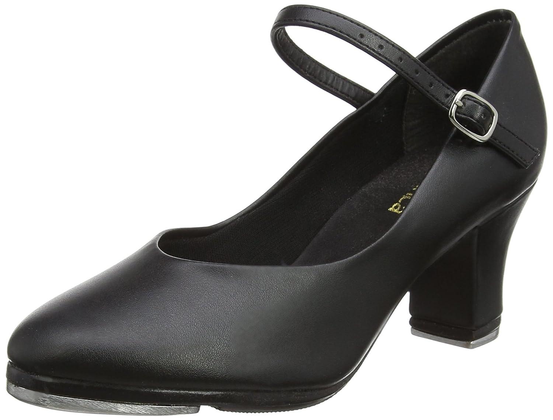 Noir (noir) So Danca Ta57, Chaussures de Claquettes Femme 35 36 EU