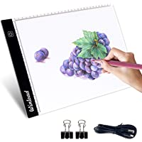 Winload Mesa de Luz Dibujo A4, 3,5 mm