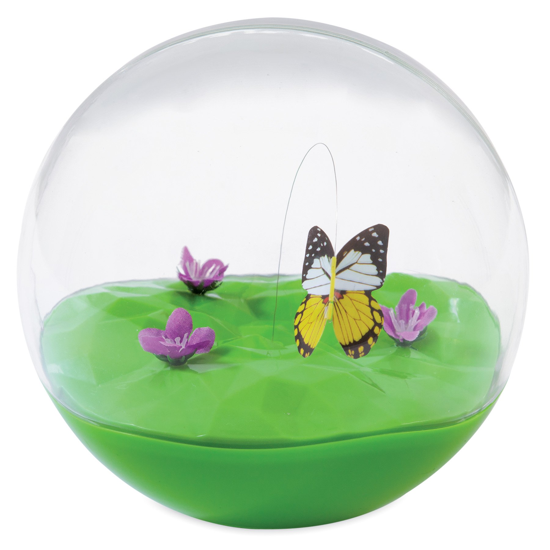 Petmate Jackson Galaxy Butterfly in a Ball Cat Toy by Petmate (Image #2)