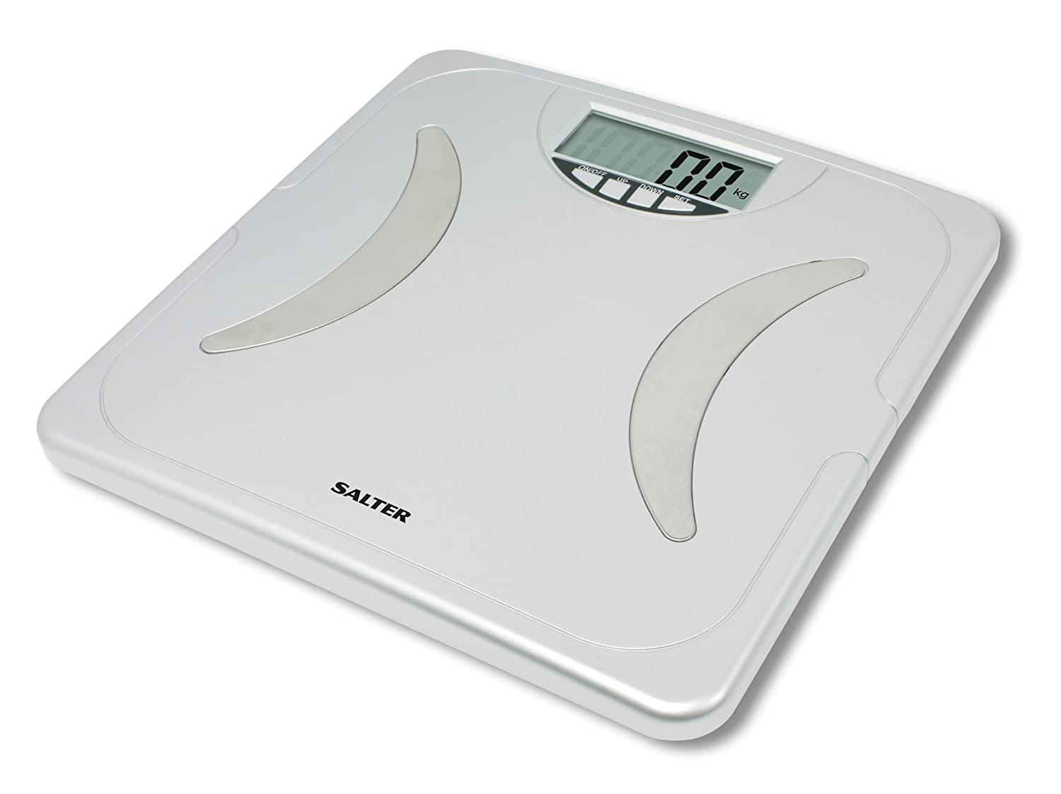 Salter 9114 Body Fat And Body Water Analyser Scale Amazon