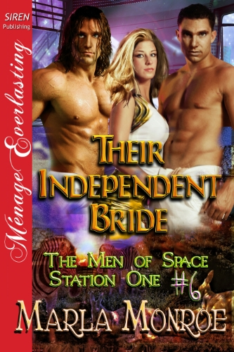 The Carpenters Helper [The Men of Space Station One #5] (Siren Publishing Menage Everlasting)