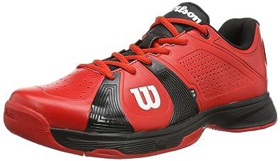 Wilson Rush Sport 11, Zapatillas de Tenis para Hombre, Multicolor ...
