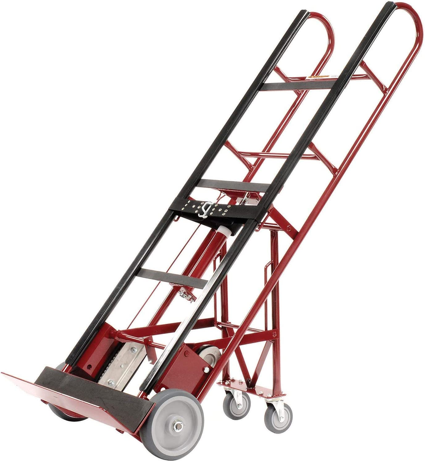 Amazon Com 4 Wheel Professional Appliance Hand Truck 1200 Lb Capacity Office Products