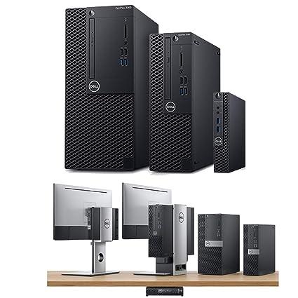 Dell OptiPlex 3050 3060 Small Or Micro Form Factor Business Desktop, Intel  Core Processor Choose Ram Upto 32GB Storage Upto 2TB HDD 1TB SSD Windows 10