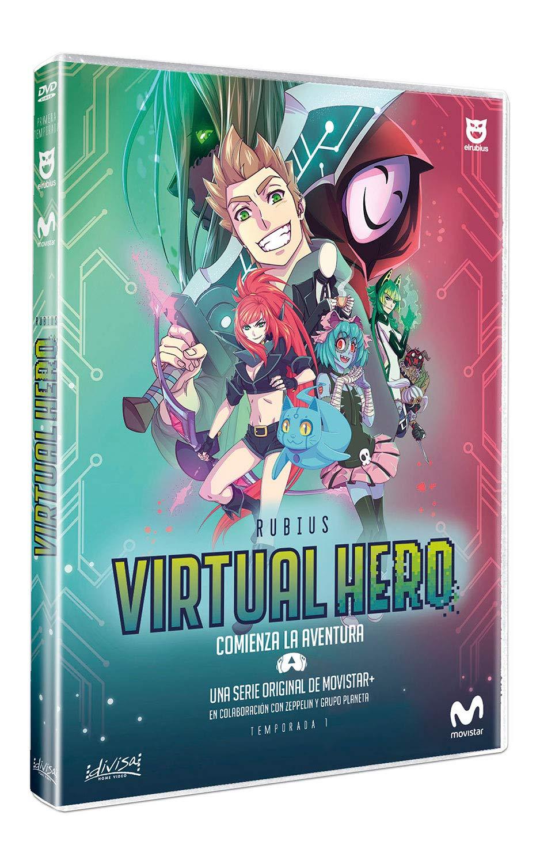 Virtual Hero (1ª temporada) [DVD]