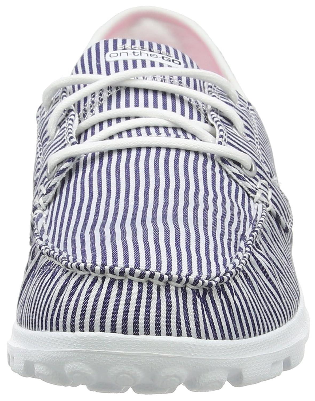 SkechersOn The Go Sandbar - Zapatillas Mujer, Color Azul, Talla 41 EU
