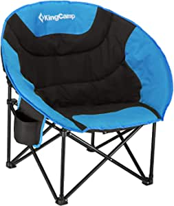 2 x FOLDING DELUXE PADDED LARGE CAMPING LEISURE CHAIRS /& BAG fishing boat