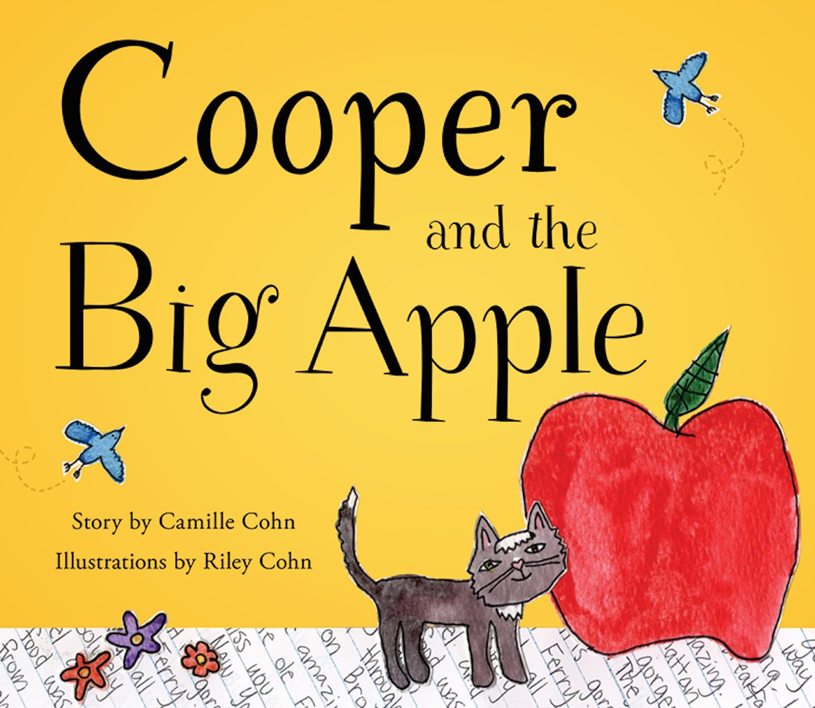 Download Cooper and the Big Apple PDF