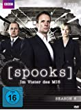 Spooks: Im Visier des MI5 - Season 6 (BBC) [3 DVDs]
