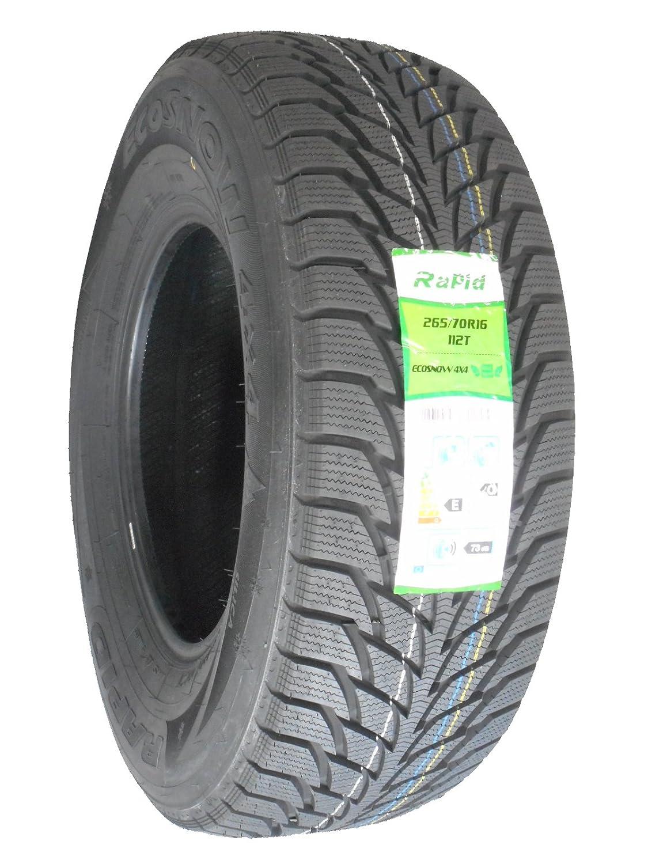 RAPID(ラピッド) ECOSNOW 265/70R16 112T スタッドレスタイヤ B076BG35GW
