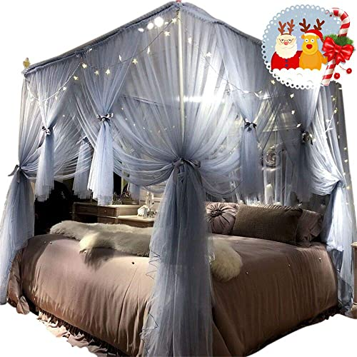 Canopy beds queen - Bed canopies for adults ...