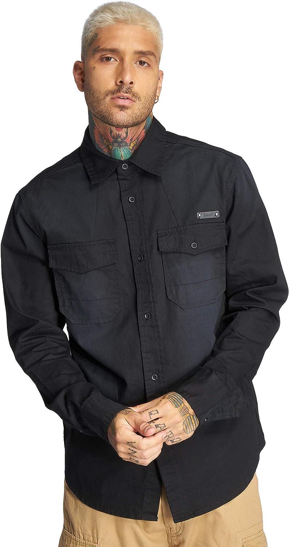 Brandit Hardee Denim Camisa