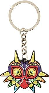 Key chain The Legend of Zelda - Llavero de Goma Triforce ...