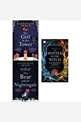 Winternight Trilogy 3 Books Collection Set by Katherine Arden (the winter of the witch, the girl in the tower, the bear and the nightingale) Paperback