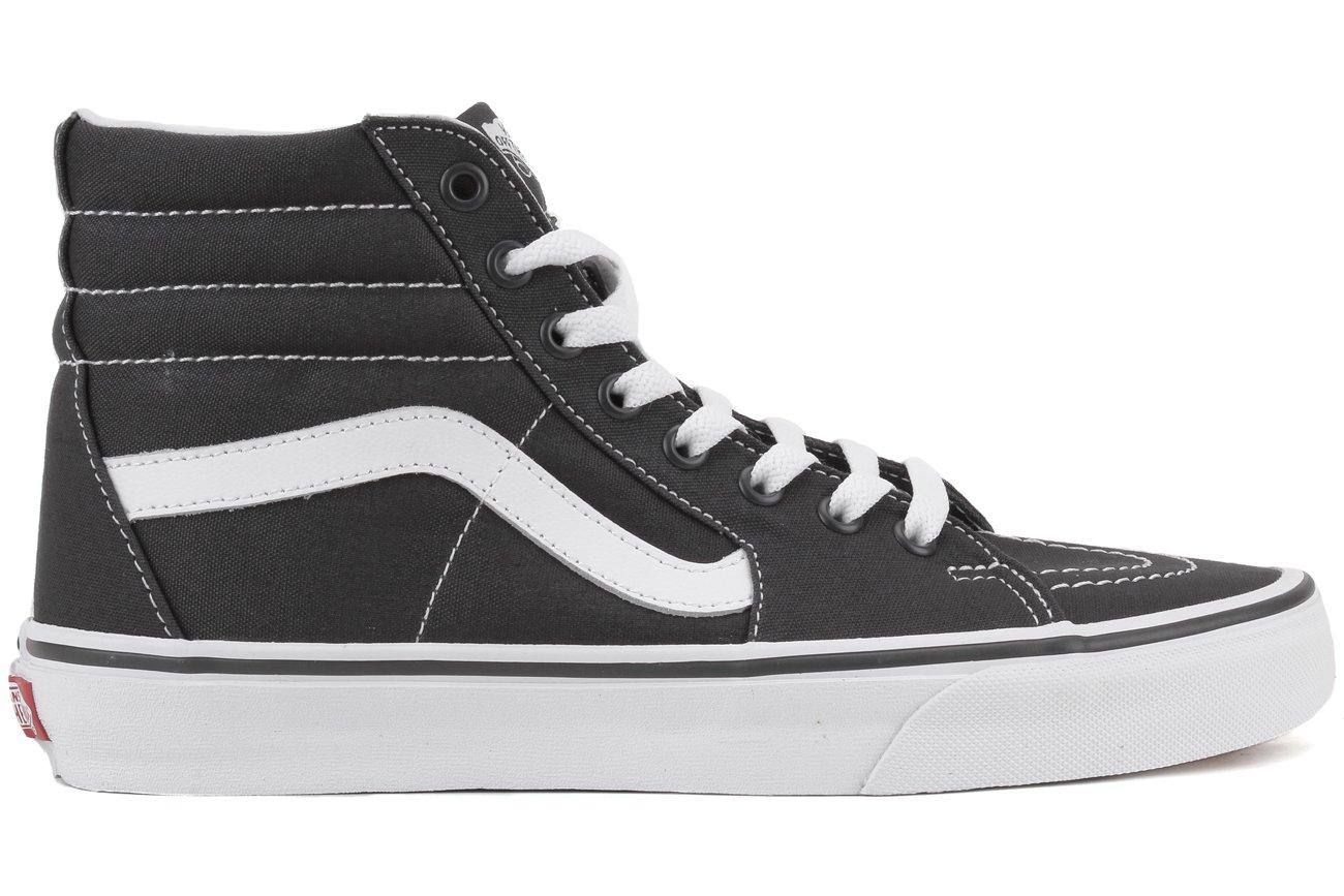 Vans Herren UA Sk8-Hi Hohe Sneakers, Gruuml;n  38 EU|Grau