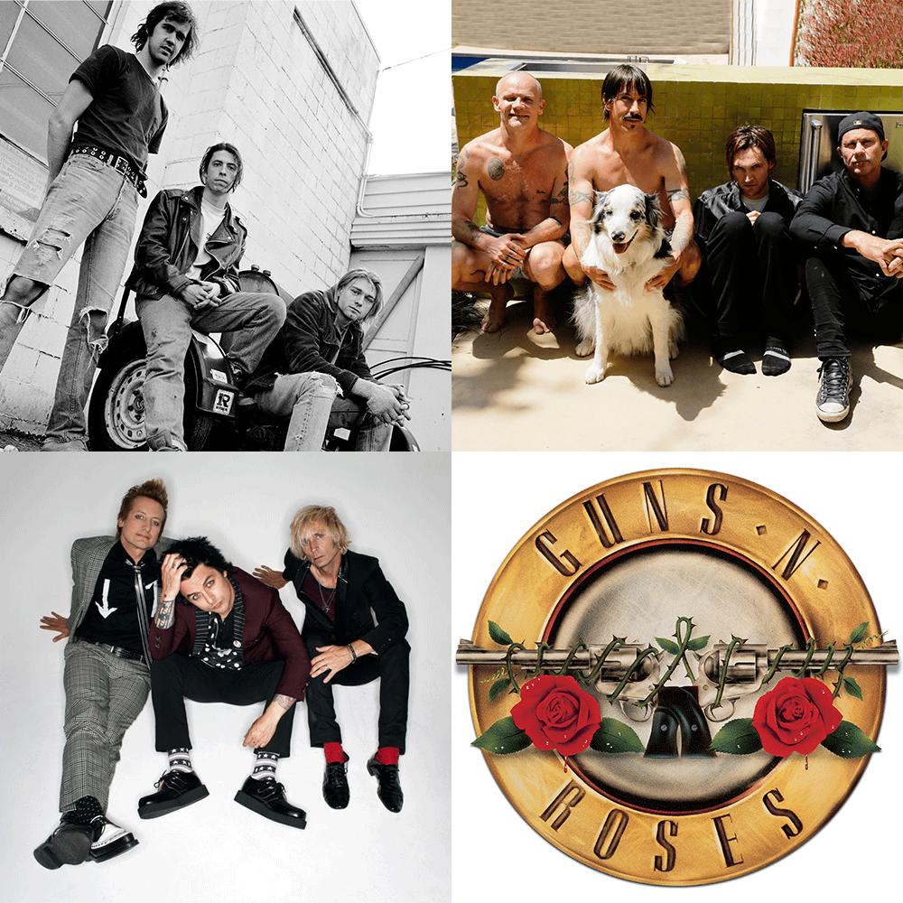 90er-Rock