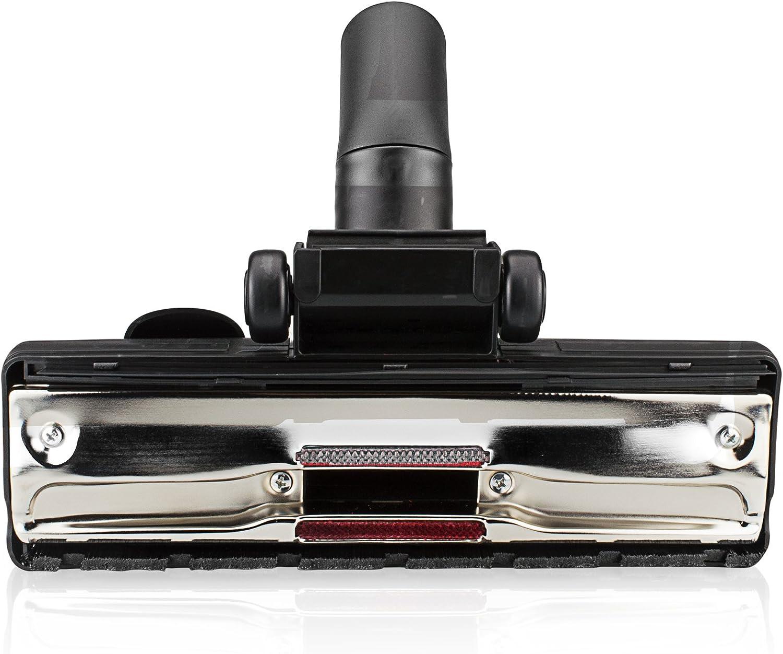 ✧WESSPER/® Brosse daspirateur pour Philips Vision Excel HR 8700-8999 /ø32mm, avec des roues