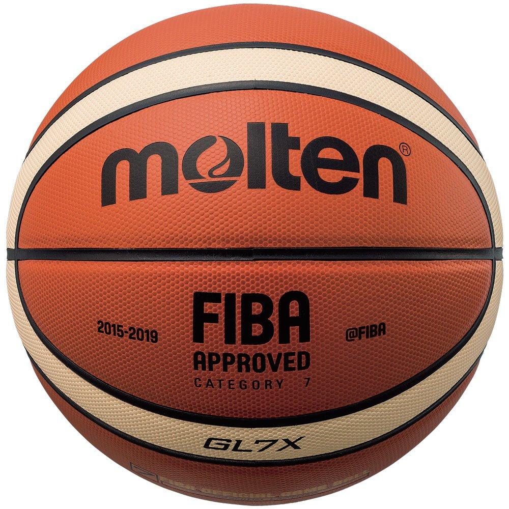 molten(モルテン)【BGL7X】GL7X バスケットボール 7号球 国際公認球 B010PT830Y  1SIZE