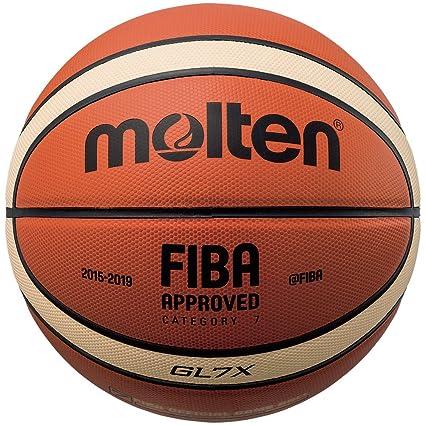 Molten X-Series BGLX - Balón de Baloncesto (Piel) ed47411d76c9a