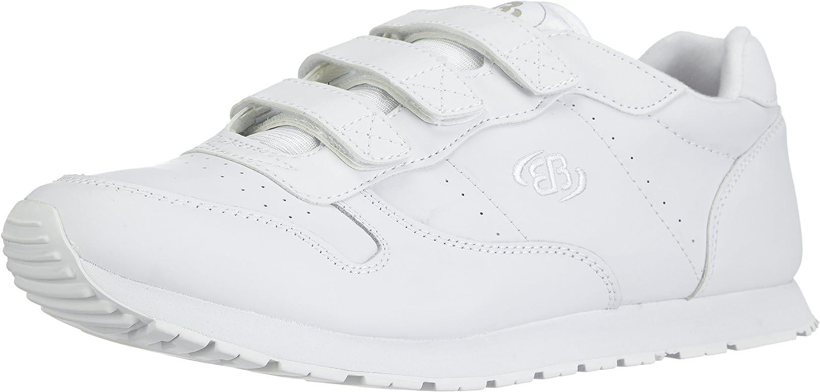 Bruetting Diamond Classic V, Zapatillas de Deporte para Hombre, Blanco (Weiß Weiß), 48 EU: Amazon.es: Zapatos y complementos