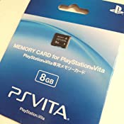 Sony 4948872413022 8GB Memory Card for Playstation Vita