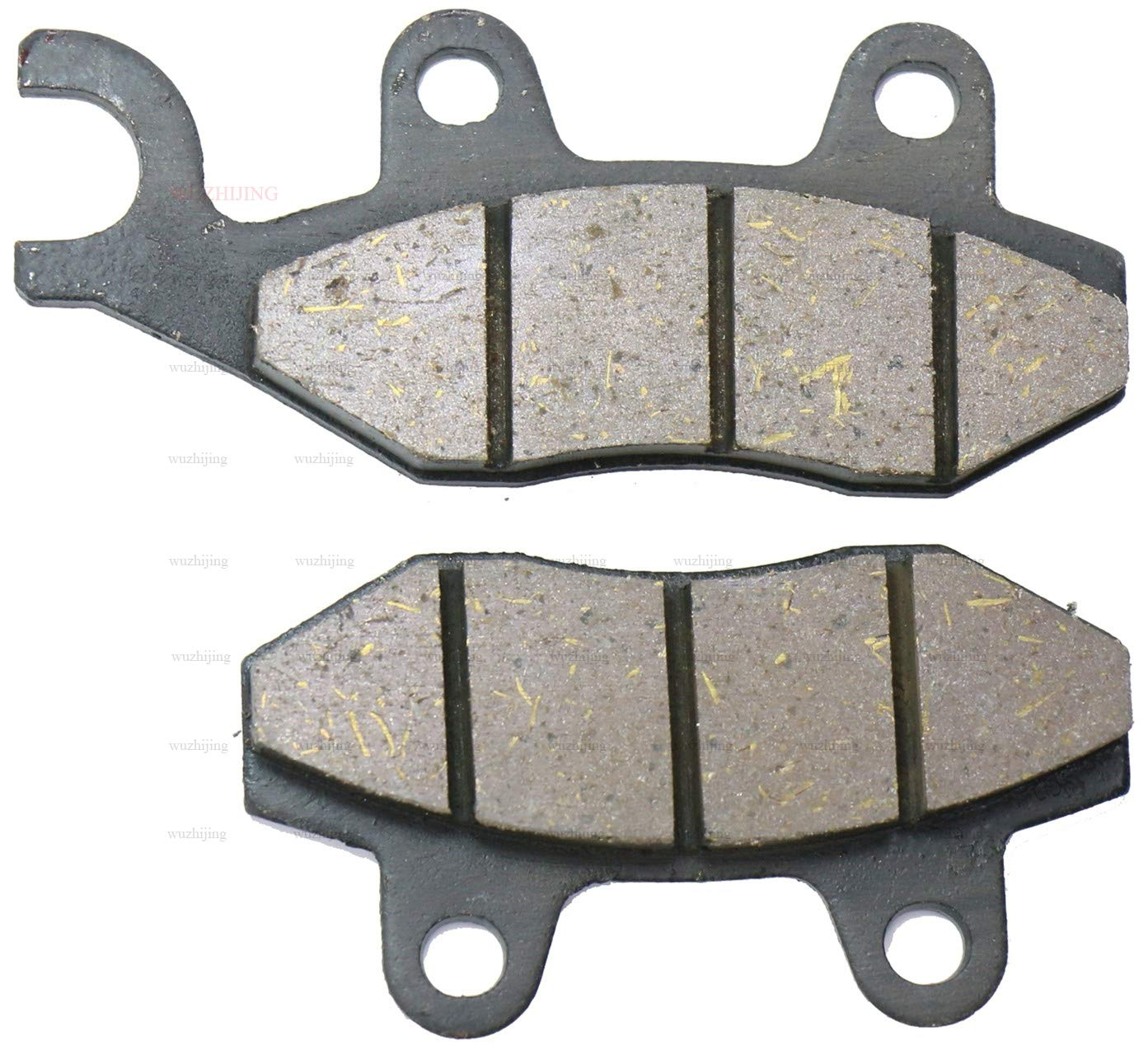 Front Rear Brake Pads Shoe fit Yamaha TT-R TTR 230 05-16