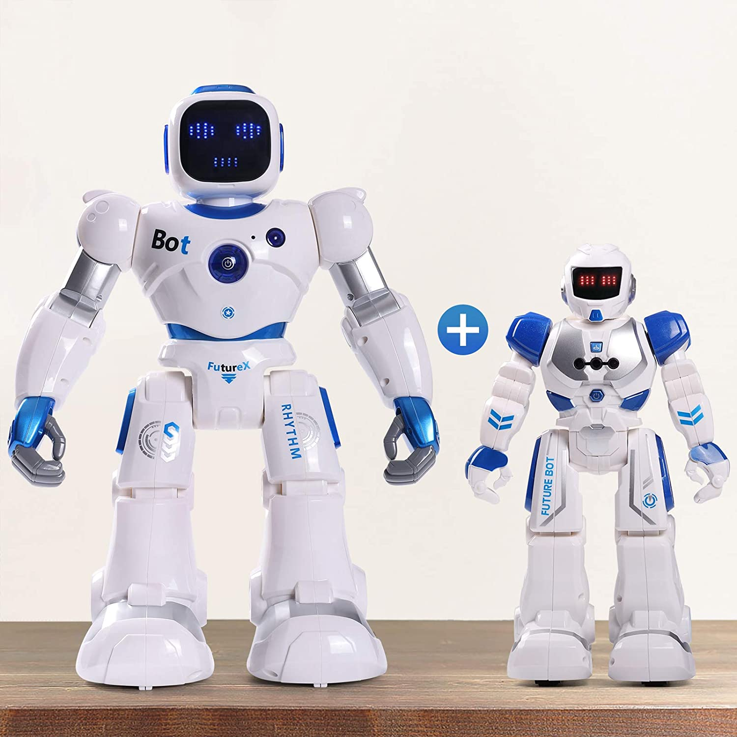 Take Carl Smart Robots and His Friends Home Together