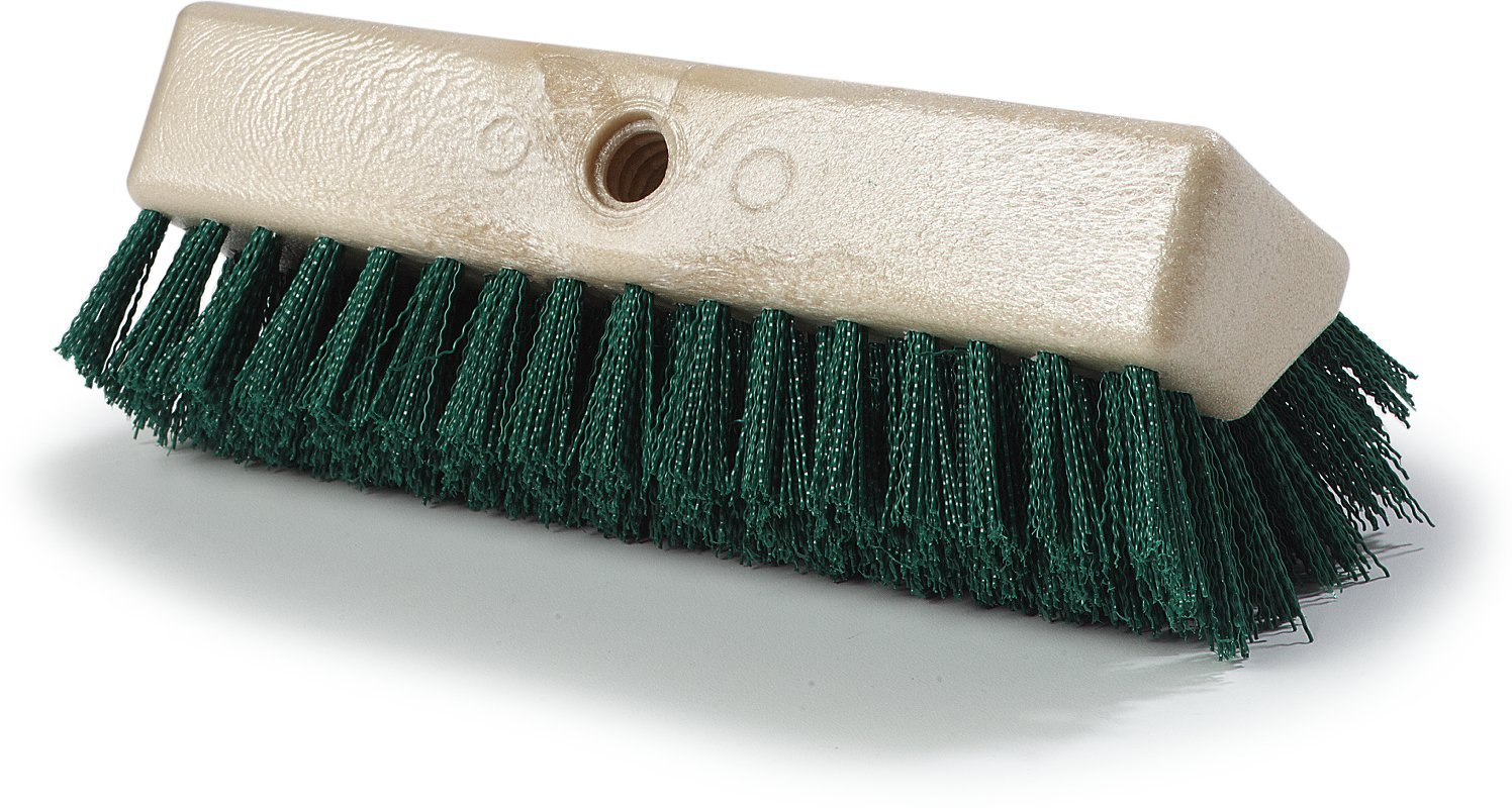 Carlisle 4042309 Hi-Lo Floor Scrub Brush, Green (Pack of 12) by Carlisle (Image #7)