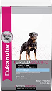 Eukanuba Breed Specific Rottweiler Dry Dog Food