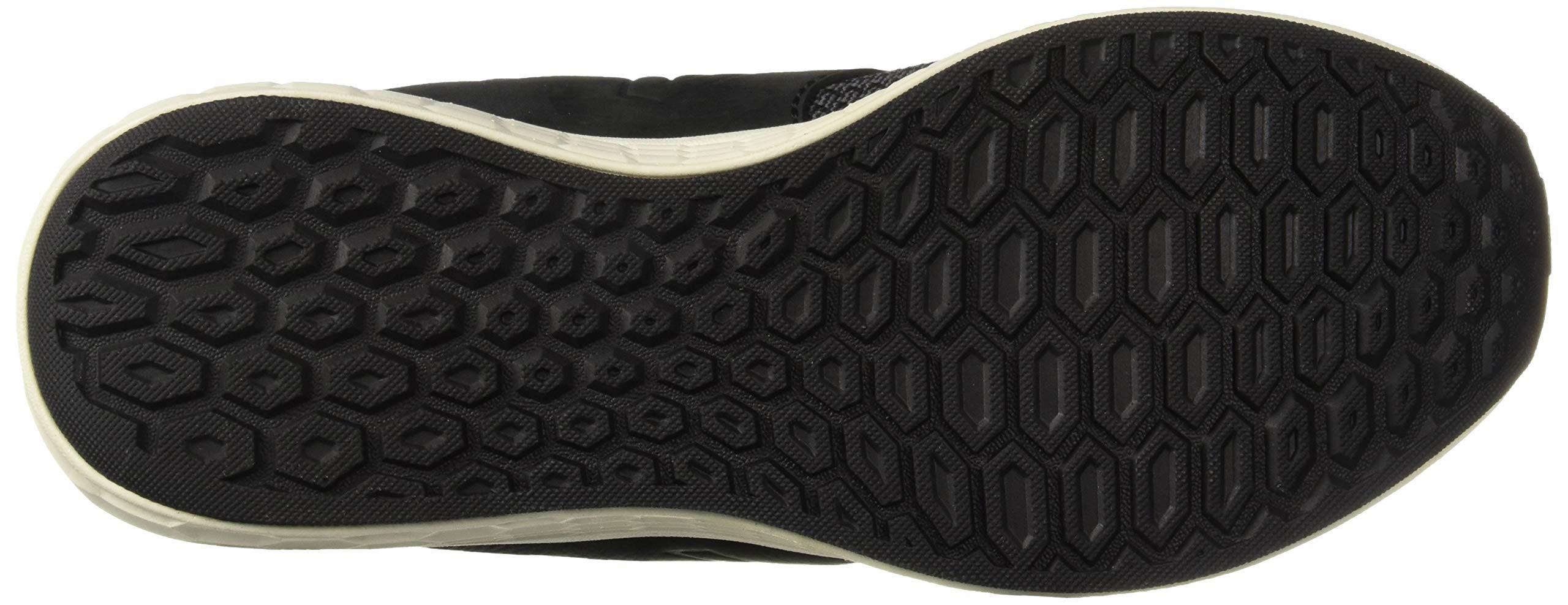 New Balance Women's Cruz V2 Fresh Foam Running Shoe Black/Magnet 5 B US by New Balance (Image #3)