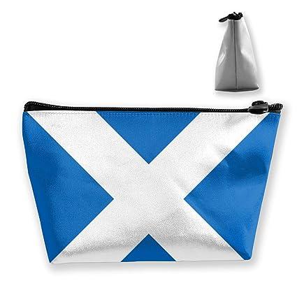Scottish Flag Estuche de lápices Bolsa con Cremallera Bolsa ...