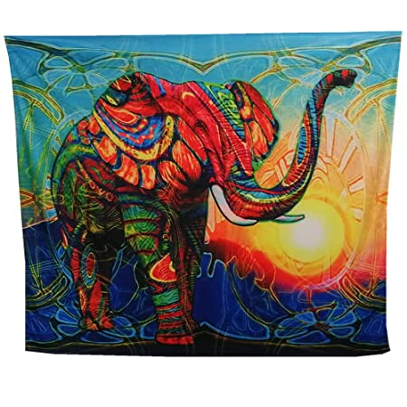 Cotton Tapestry Wall Hanging Tapestries Modern Blanket Decor Art Home
