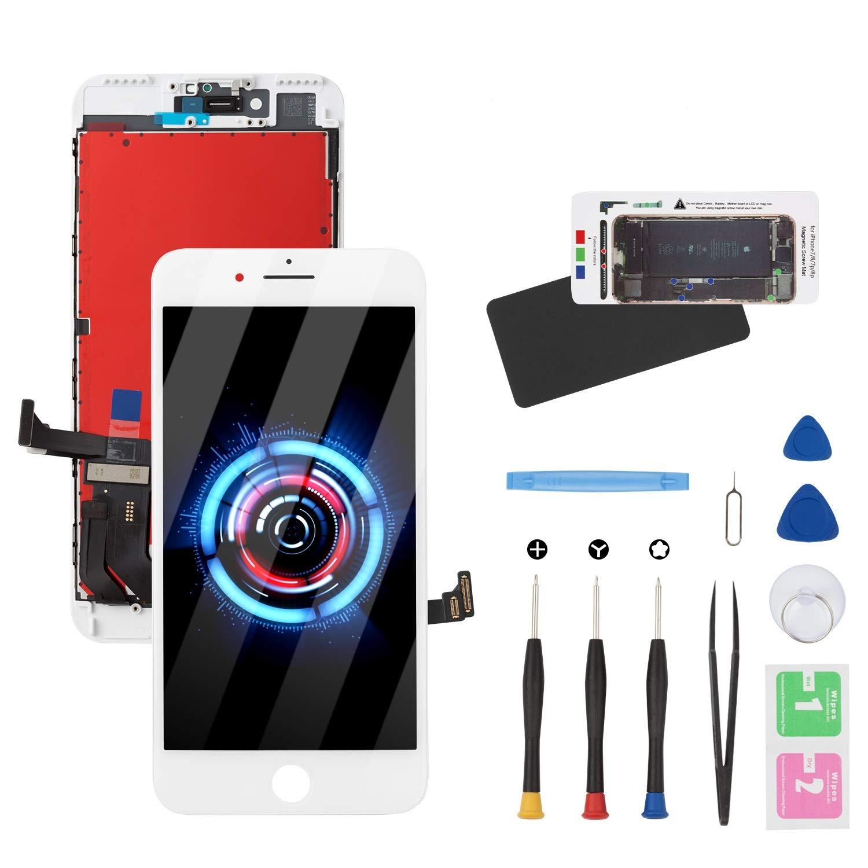 Modulo LCD Blanco para IPhone 7 Plus 5.5 Inch  -690