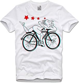 Erido Bicycle Day T-Shirt - 1943 Vintage (Albert Hofmann LSD) Herren ... 2ff353bd5a