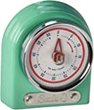 Suzie Q 55 Retro Minute Timer, Mint Green