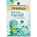 Twinings Cleansing Fennel Green Tea, 20 Tea-Bags