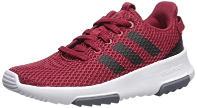 Amazon.com | adidas Kids' Cloudfoam Racer Tr Running Shoe ...