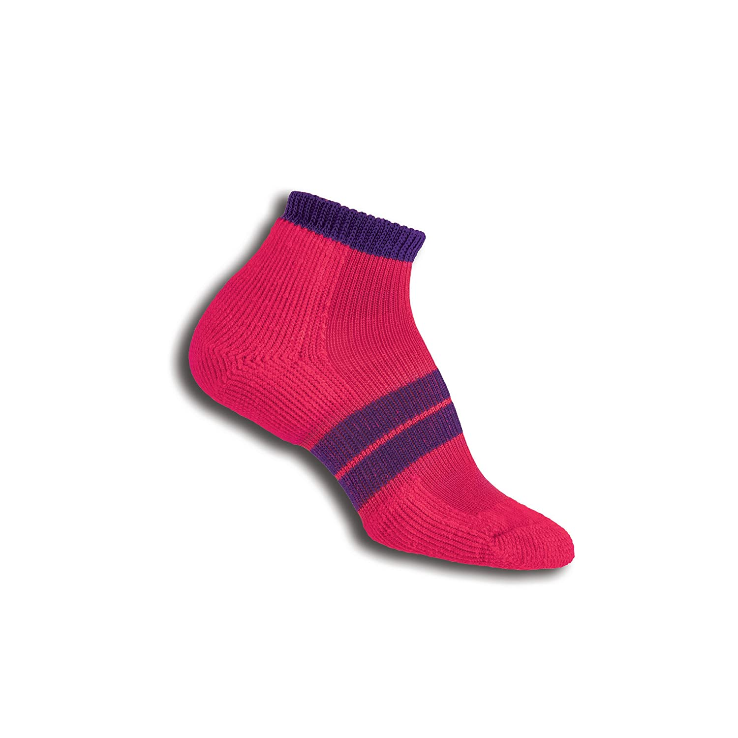 thorlos womens 84 N Running Thick Padded Low Cut Sock Thorlo Inc. 84 NW