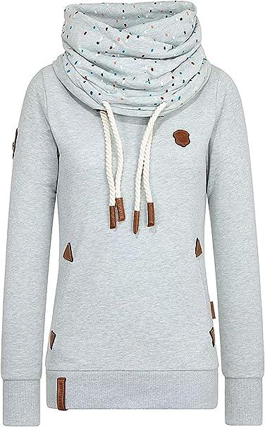 Naketano Damen Sweater Angebotsladen Sweater