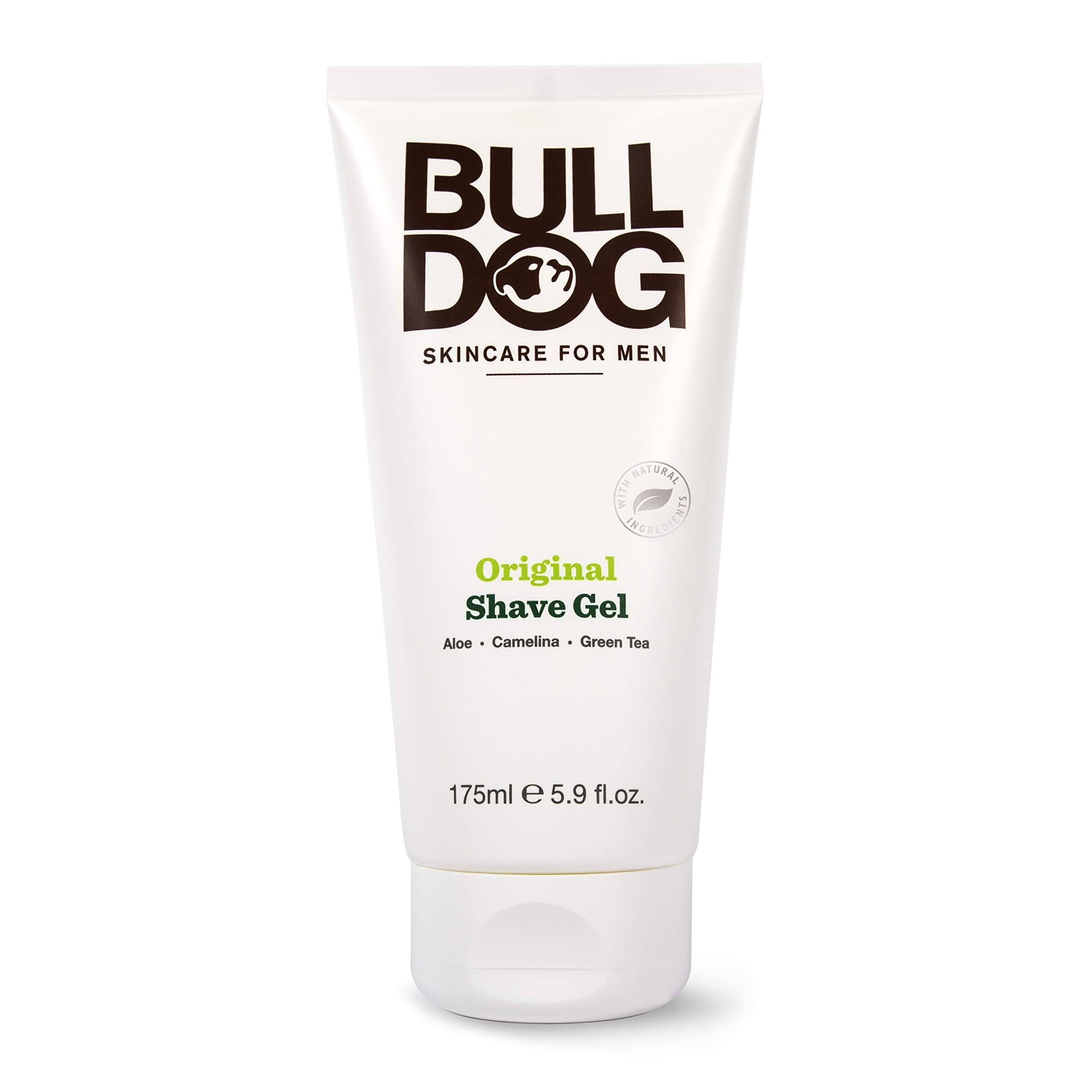 Bulldog Natural Skincare Sensitive Skin Shaving Cream - 5.9 fl oz