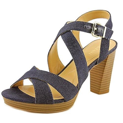 fcd75e1d4 Alfani Palaria Women US 7 Blue Sandals